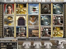 El Gladiador, uno de los mejores juegos de Tragamonedas de Video